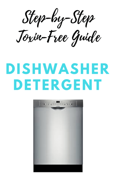 Step-by-Step Toxin-Free Living Dishwasher Detergent (5)