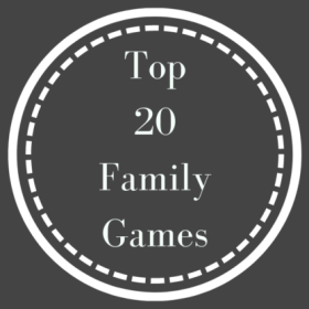Top 20 Family Games