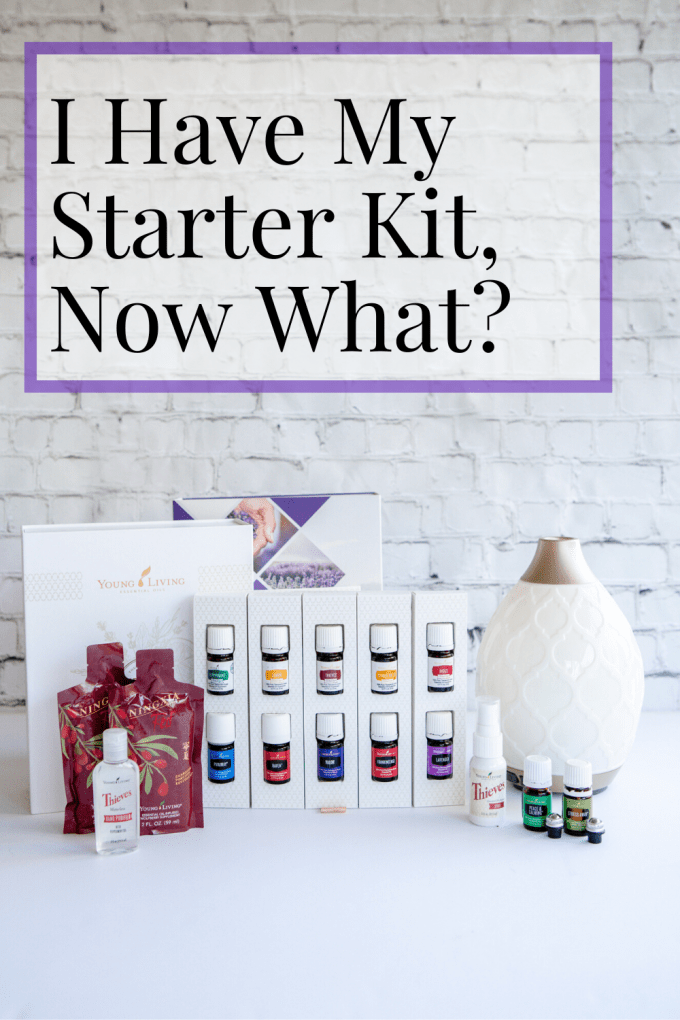 "If you've been thinking to yourself, ""I have my starter kit, now what?"" after getting your start with Young Living, here's the next step."