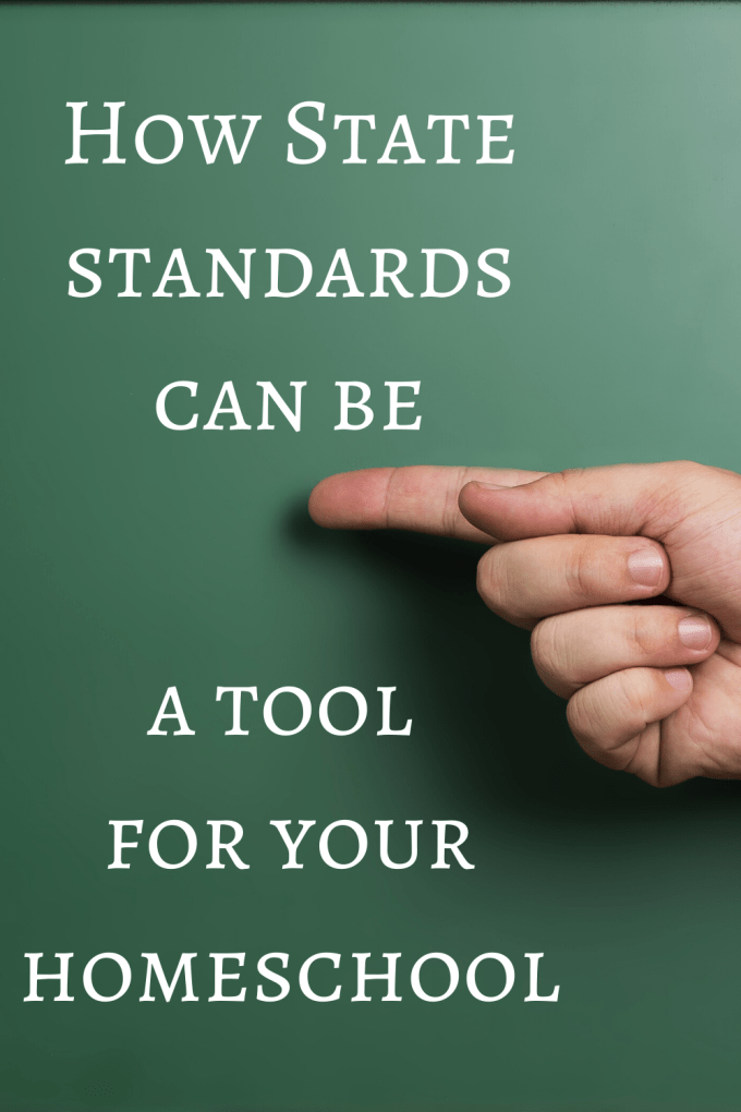 Your state standards can provide a few good things for your homeschool, and in this quick read, you'll find it's easier than you may think.