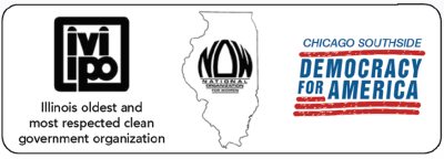 Endorsed by IVI-IPO, IL NOW, and Chicago Southside Democracy for America