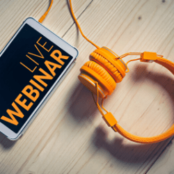 My Monthly Live Webinars