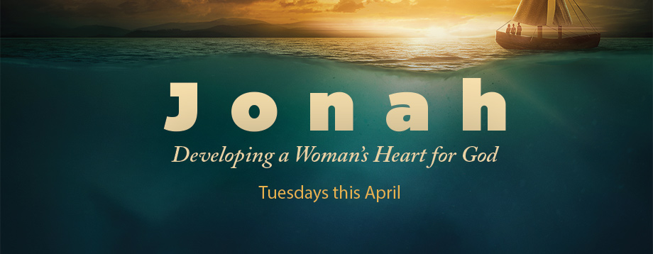 Details and registration for the women's Jonah Bible study