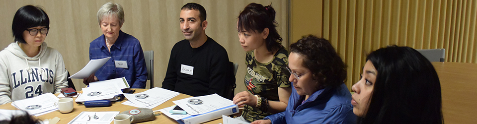 2017 English Language Learners Program
