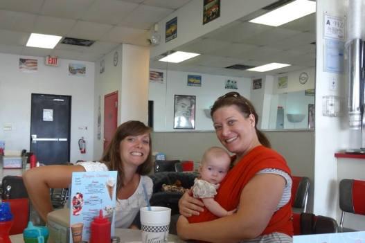 Brianna, vanessa & audrey aug 2013