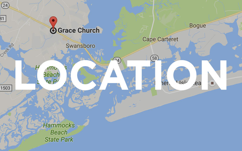 Location and Directions to Grace Church