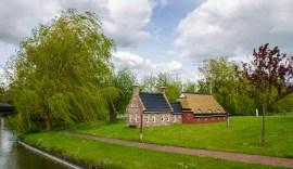 The model farmhouse, Harkema