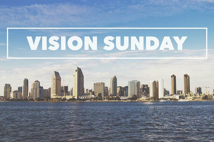 Vision Sunday 1.6.19 VISION SUNDAY