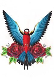 tattoo design grace curran's