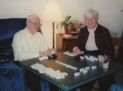 Dad at 99 years of age!
