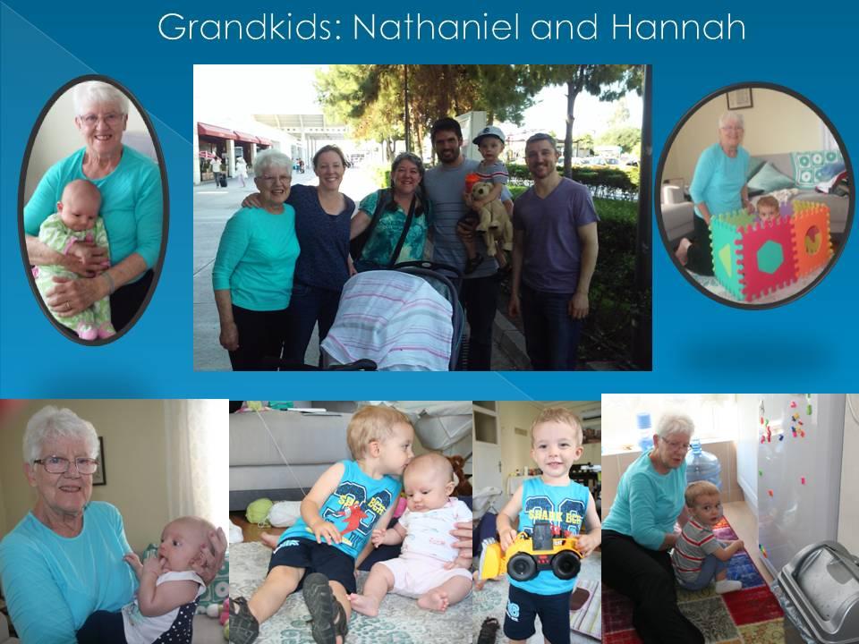 Nathaniel and Hannah
