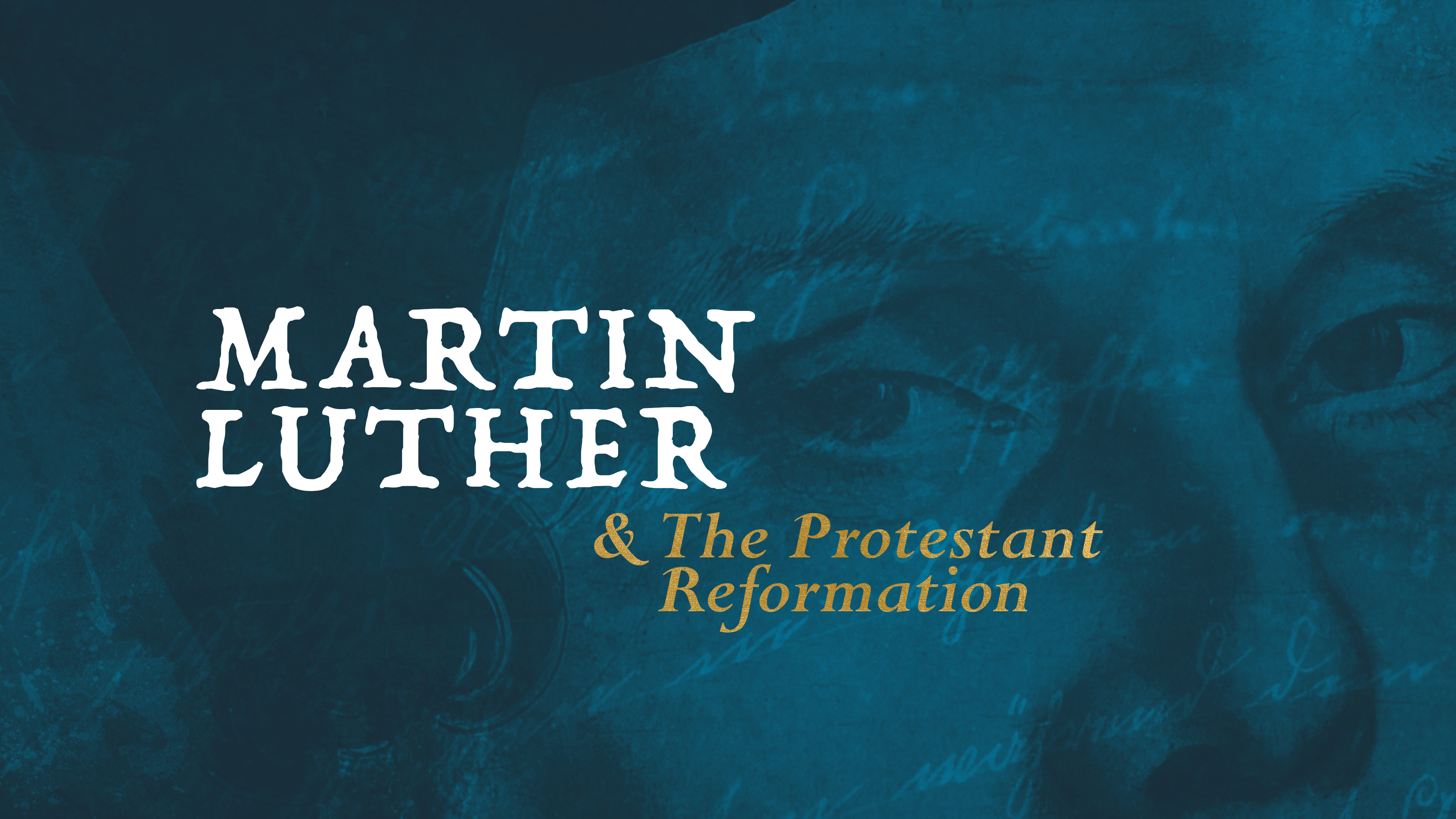 Martin Luther Amp The Protestant Reformation