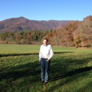 Rob in Cades Cove, TN