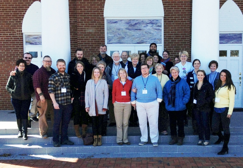Grace Fellowship Conference group - March 6,7, 2015