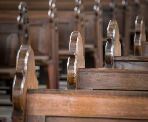 Grace, Observations from a Pew
