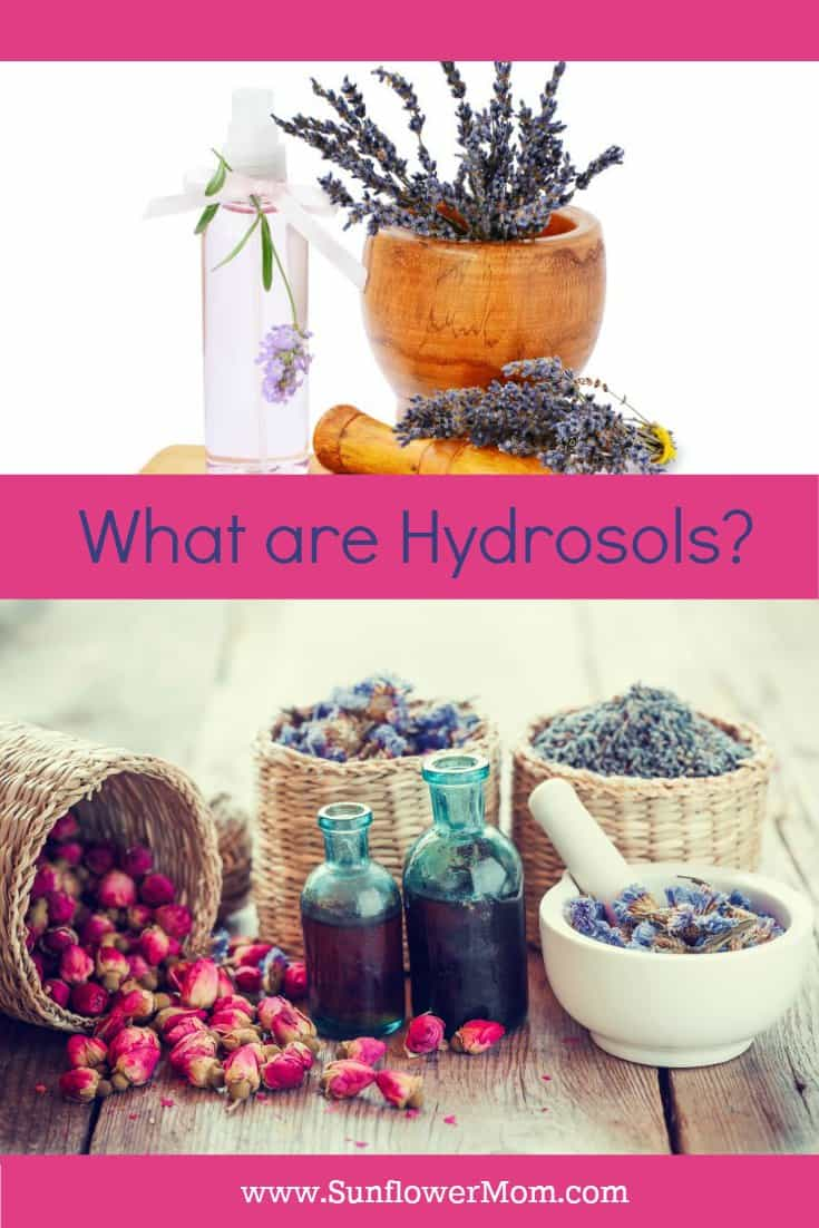 What are hydrosols? What can you use hydrosols for, where can you buy hydrosols? Check out this post for an amazing recipe for your hair! Hydrosols are the best-kept secret out there! #Natural #Wellness #EssentialOils #HealthyLiving #Aromatherapy #EssentialOilBlends