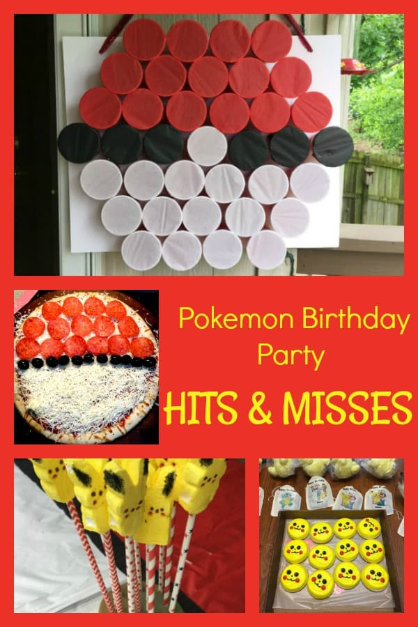 How to Throw an Amazing Pokemon Birthday Party