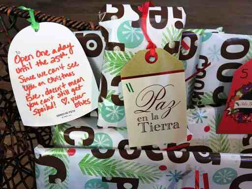 christmas gifts for 12 days
