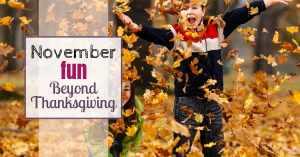 November Days to Celebrate