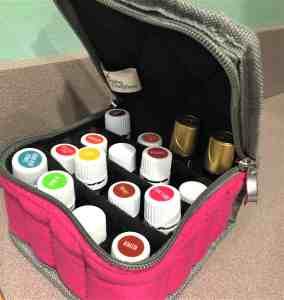 essential oil holder