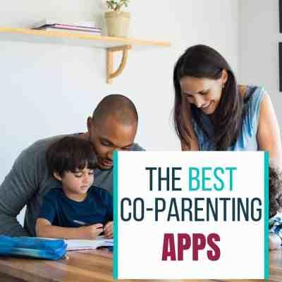 co-parenting app