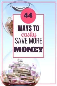 save money easily ideas
