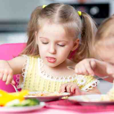 meal planning for kids