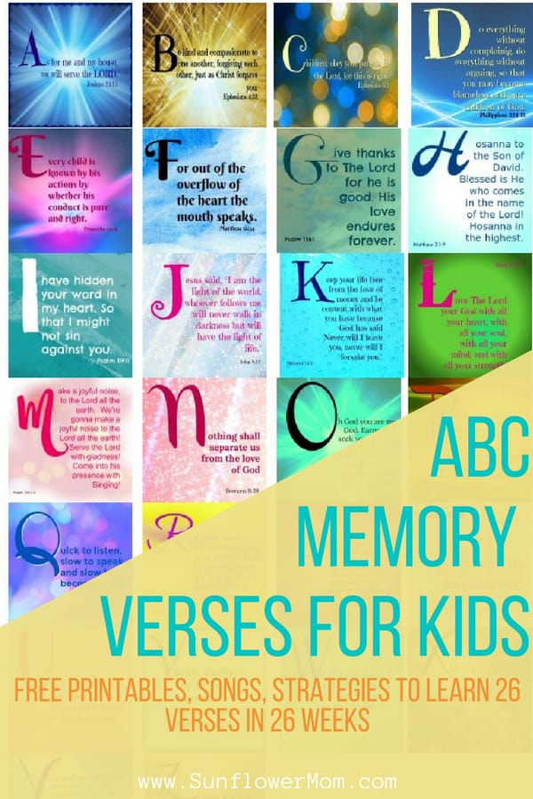 How to Teach Kids Bible Verses (Even if They Aren't Interested)