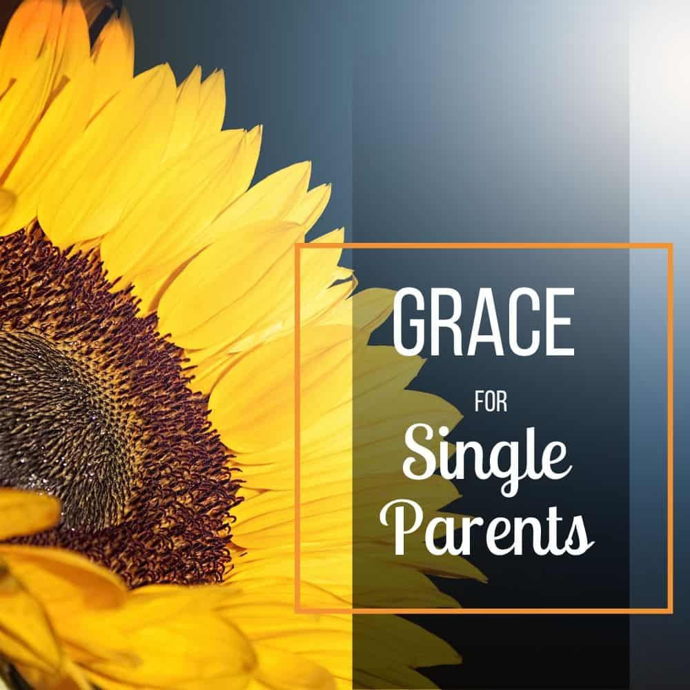 grace for single parents podcast