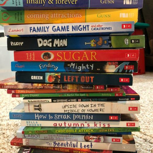 random acts of kindness donate books