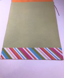 envelope with paper