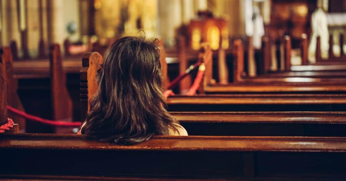 shame single mom church