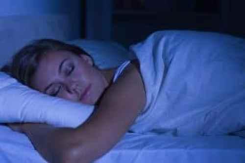 deep sleep tips