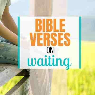 verses on waiting