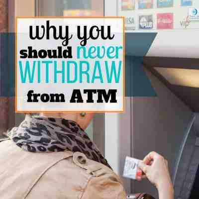 withdraw atm