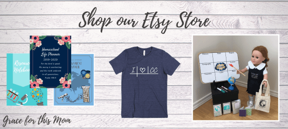 Shop our Etsy Store