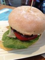 Burger at Grill'd