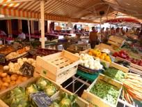 Nice market view