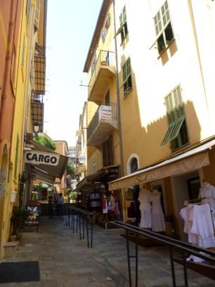 Villefranche shopping
