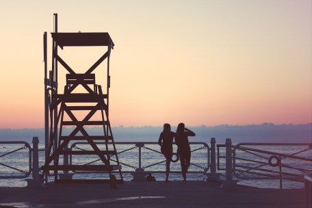 Summer Bucket List - Pier