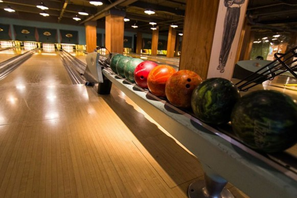Unique London Date Ideas - Bloomsbury Bowling Lanes