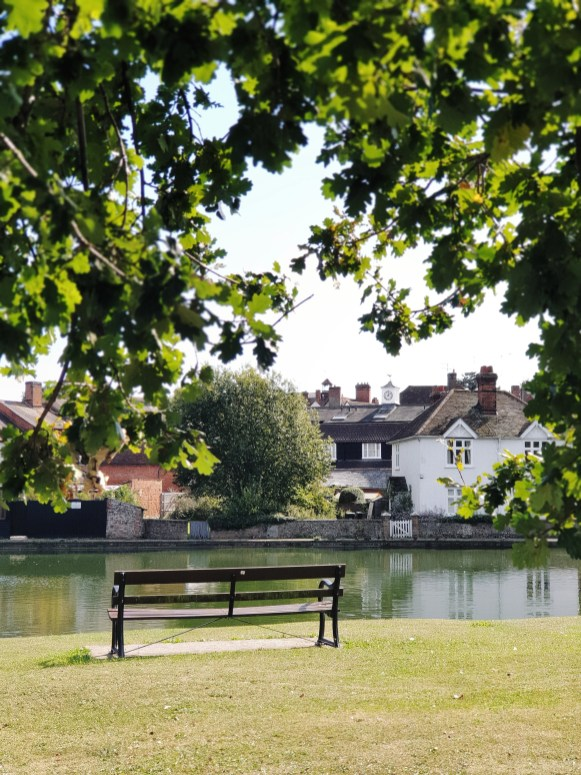 Graceful Blog - Great Dunmow Doctor's Pond