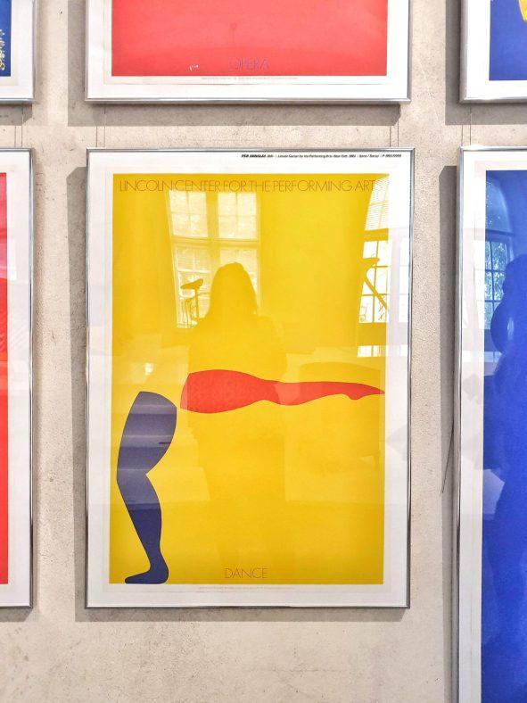 Graphic Design at the Design Museum Denmark in Copenhagen