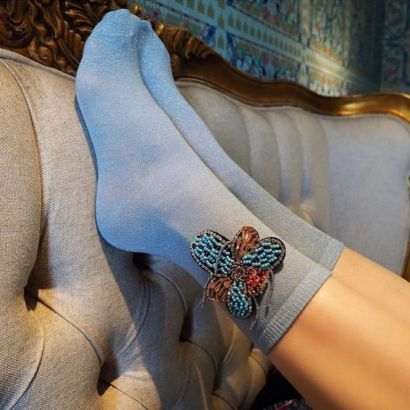 Laines London Luxe Socks