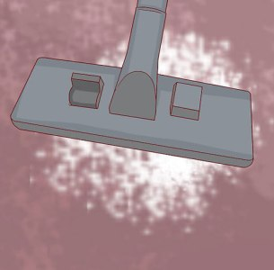 Sweet smelling carpet