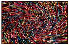 swirly color