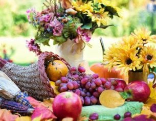 Thanksgiving Tummy