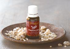 frankincense display