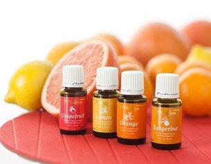 Benefits of Citrus Oils