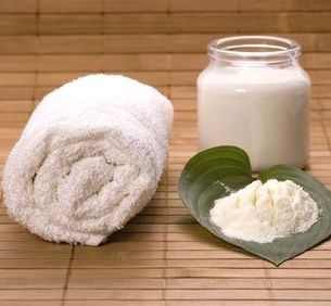 Aromatherapy Milk or Foot Bath
